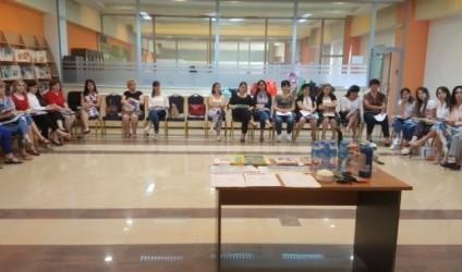 Tiranë, Albas zhvillon trajnime me kredite