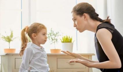 Frazat që nuk duhet t'i përdorni asnjëherë me fëmijët