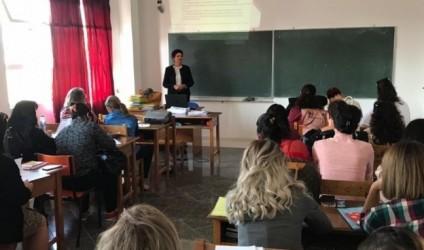 Albas, trajnim për dy module në Lushnjë