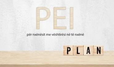 """Plan """"PEI"""", për nxënësit me vështirësi në të nxënë"""
