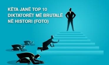 Këta janë top 10 diktatorët më brutalë në histori (foto)