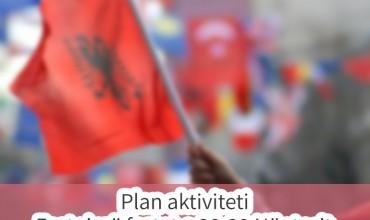 Plan aktiviteti me nxënës