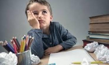 Ankthi dhe frika nga shkolla