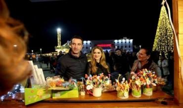 """""""31 dhjetor ora 22:30 festë në sheshin """"Nënë Tereza"""""""""""