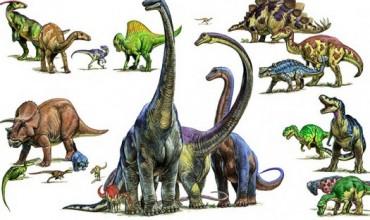 Familja e madhe e Dinozaurëve