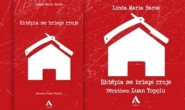 """Çmimet e letërsisë, Luan Topçiu triumfon me përkthimin e librit """"Shtëpia me brisqe rroje"""", botuar nga ALBAS"""