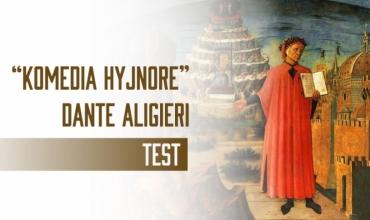 Komedia Hyjnore (Paolo dhe Françeska) - Dante Aligieri , test i mbështetur mbi komentet e çelësit të Letërsisë dhe Gjuhës shqipe