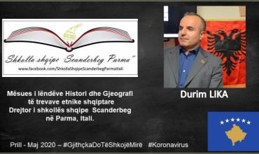 Video leksion për lëndët Histori-Gjeografi Shqipe për vitin 2019-2020