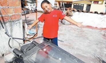 Shpikja e vajzës tetë vjeçare që fitoi çmimin prestigjoz të Institutit të Shkencave Nukleare