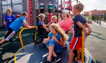 Përfitimet që sjell sporti tek fëmijët me aftësi ndryshe