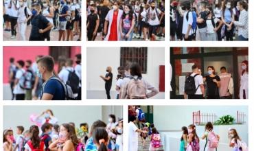 Nisi viti i ri shkollor i pazakontë, 480 mijë nxënës dhe rreth 30 mijë mësues u janë rikthyer klasave, por me maska