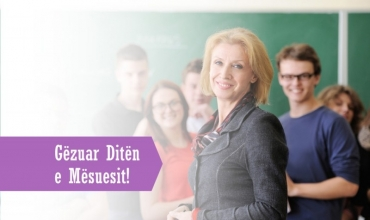 Sot, Dita Ndërkombëtare e Mësuesit