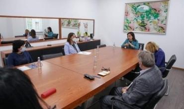 Ministrja e Arsimit takim me drejtuesit e shkollave të Arsimit Special,Kushi: Gjithëpërfshirja përparësi e politikave arsimore