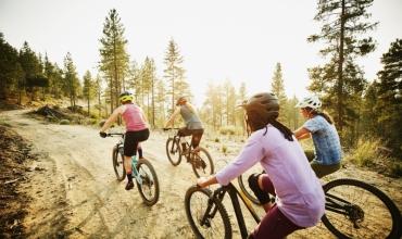 Biçikleta, mjeti që ju ndihmon të ruani ekuilibrin e mendjes dhe trupit