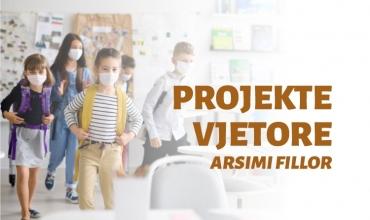 Plan projekte vjetore për klasat I-V, për çdo lëndë