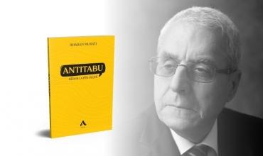 """""""Antitabu"""" për të thyer tabu, Shaban Murati flet për librin e tij të ri"""