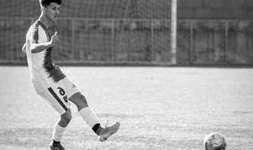 Erinis Mataj, gjimnazisti talent i futbollit shiptar