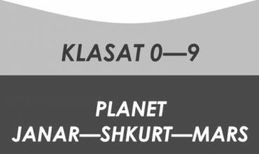 Kosovë, planet mësimore të tremujorit të dytë, klasa 0-9