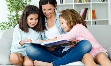 Si t'ia bëj që fëmija im të lexojë?