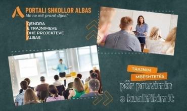 """Qendra e Trajnimeve Albas: Më 17 prill trajnim mbështetës për Provimin e Kualifikimit, moduli """"Profili shkencor"""""""