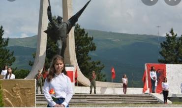 """""""5 Maj""""- poezi nga mësuesja Drita Topjana"""