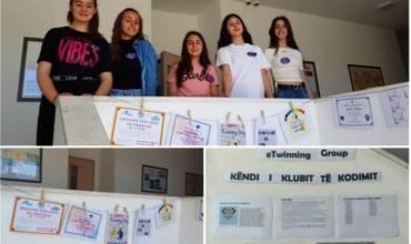 """Imagjino dhe Kodo për të Prodhuar – Projekt nga shkolla 9-vjeçare """"Uznovë"""" në Berat"""