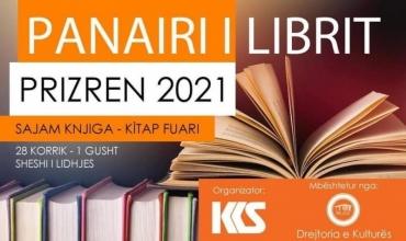 Panairi Librit në Prizren, Albas prezantohet me mbi 20 tituj të rinj librash këtë verë