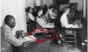 George McLaurin, i pari student me ngjyrë që u pranua në universitet