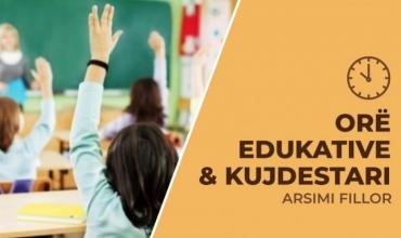 Planet edukative për ciklin e ulët shkollor, klasa I-V