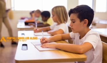 Plani i detyrave portofol për Arsimin Fillor, viti shkollor 2021-2022